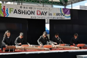 Fashion Day in桐生2014